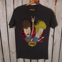 Beavis and Butt-Head T-shirt, Size Small. MTV Clothing. Awesome Shirt!