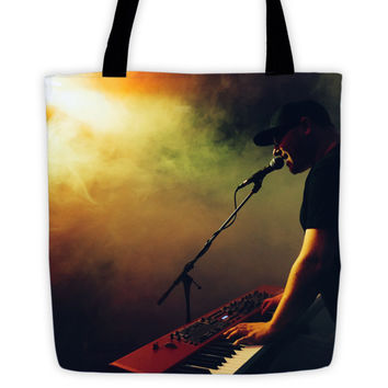 The Eighty-Eight Tote bag