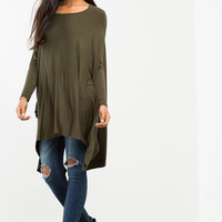 Addison Trapeze Top