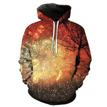 Growing from the Darkness - Trippy Hoodie