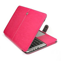 "PU Soft Leather Macbook Pro Case Cover Sleeve For 13"" (A1286) 15"" (A1286)"