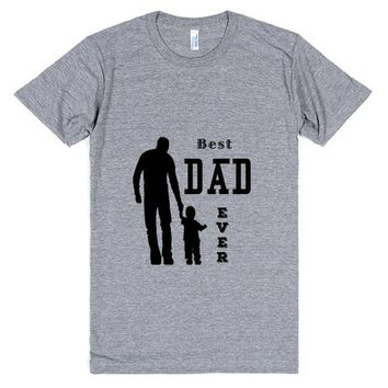 Best dad | T-Shirt | SKREENED