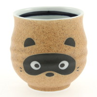 Kotobuki Trading Co.: Sushi Cup Raccoon, at 10% off!