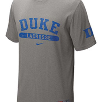 Duke University Collection of Gifts - Duke Lacrosse Vintage T-Shirt by Nike®. (Clearance)