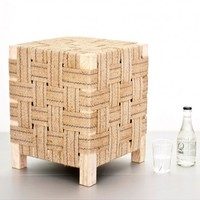 Roost Strapping Stool - furniture - house & home