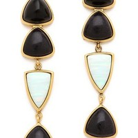 Lizzie Fortunato Jewels San Blaus Earrings | SHOPBOP
