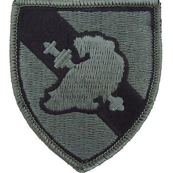 US Military Academy Personnel West Point ACU Patch