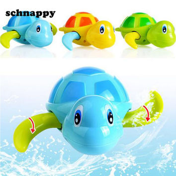 Turtle Baby Bath Toys Animal Water Swimming Pool Toys For Children Swimming Pool Accessories