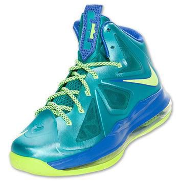 Boys' Grade School Nike LeBron X Basketball Shoes