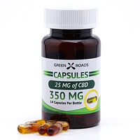 Green Roads CBD Capsules