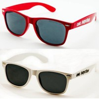 One Direction Red Sunglasses