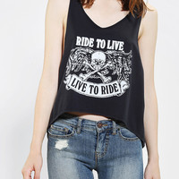 Urban Outfitters - Bandit Brand Live To Ride Tank Top