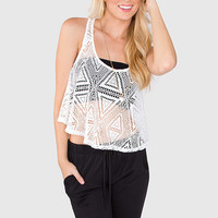 Casey Funday Crop Top