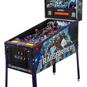 Stern Transformers Decepticon LE Limited Edition Pinball Machine