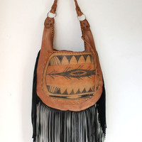 Aztec navajo navaho bag hobo southwestern western southamerican style bag boho festival tribal bag bohemian ethnical african gypset hipster
