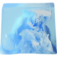 Crystal Waters Soap - Handmade Soap Slices - Handmade Soaps | Bomb Cosmetics