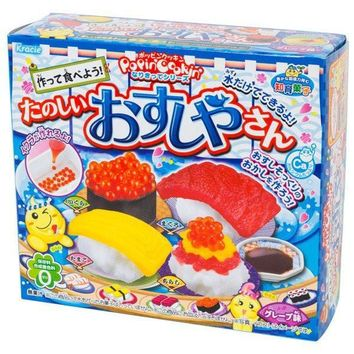 Popin' Cookin - Sushi Candy Kit