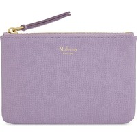 MULBERRY - Leather coin pouch   Selfridges.com