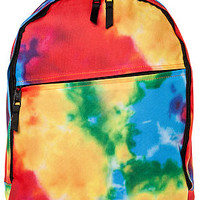 The Daily Backpack in Tie Dye