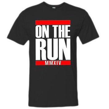 on the run MMXIV beyonce jay z tour tshirt beyonce sweatshirt tanktop hoodie XIV