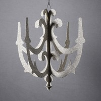 Baroque Cut-Out Chandelier in  the SHOP Decor Decorating at BHLDN