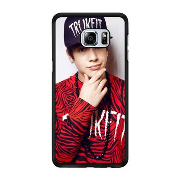 Austin Mahone Trucfit Hut Samsung Galaxy S6 Edge Plus Case