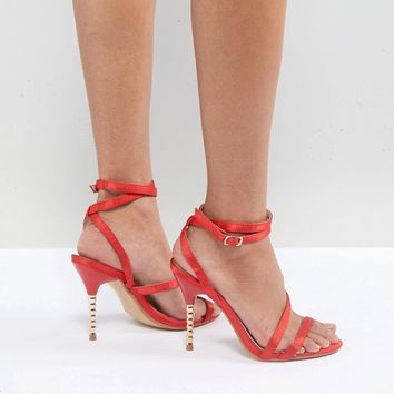 Truffle Collection Heeled Sandals at asos.com