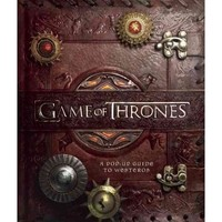 Walmart: Game of Thrones: A Pop-Up Guide to Westeros