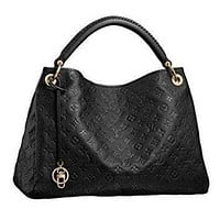 Tagre™ ONETOW Louis Vuitton LV Monogram Canvas Artsy MM Bag Handbag Article:M41066 Made in France