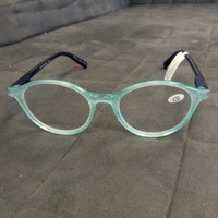 Light Blue Reading Glasses Readers
