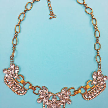 Shine A Little Love Crystal Necklace