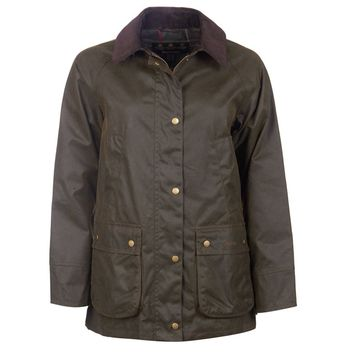 Acorn Wax Jacket in Olive by Barbour - FINAL SALE