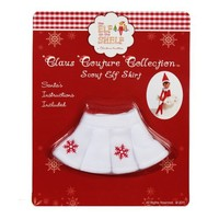 The Elf on the Shelf The Claus Couture Elf Snowflake Skirt (Girl-Elf and the Elf Story Book are Sold Separately!)