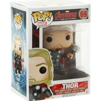 Funko Marvel Avengers: Age Of Ultron Pop! Thor Vinyl Bobble-Head