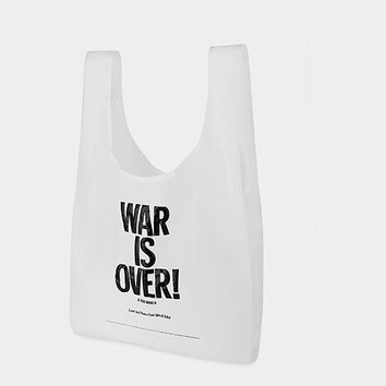 Yoko Ono War Is Over Tote Bag | MoMA
