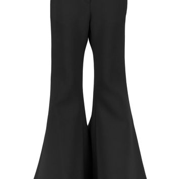 Munro crepe flared pants | Ellery | UK | THE OUTNET
