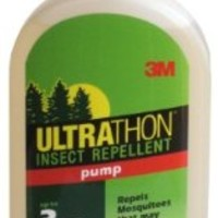 3M Ultrathon Pump, 19% Deet, 6-Ounce, (605-6) (Discontinued by Manufacturer)