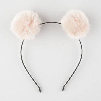 FULL TILT Pom Headband | Hair Accessories