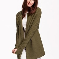Old Navy Open Front Sweater Coat