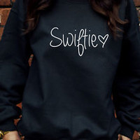 Swiftie Jumper Hoodie Taylor Swift Fan Love Music Tour Hoody Cool Gift Sexy N123