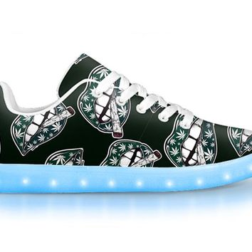 Dope Daze - APP Controlled Low Top LED Shoes
