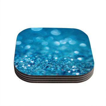 "Beth Engel ""Swimming"" Coasters (Set of 4)"