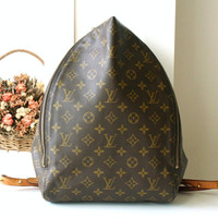 Louis Vuitton Backpack Sybilla Monogram Canvas Centenaire Limited Edition Purse