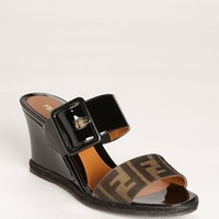 Fendi 'Vernis' Wedge