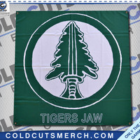 "Tigers Jaw ""BHB"" Banner 