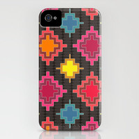 kilim bold iPhone Case by Sharon Turner | Society6