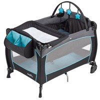 Portable BabySuite 300 Play Yard Koi 344978651 | Baby Play Yards | Activity | Shop Online For | BABY | Burlington Coat Factory