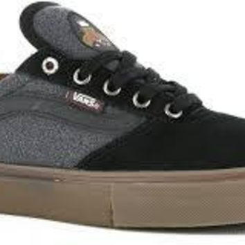 Vans Gilbert Crockett Pro(Covert Twill)Black