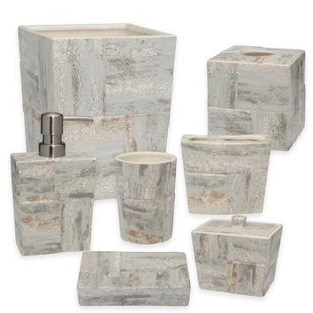 Quarry Ceramic Bath Ensemble