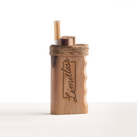 Dugout One Hitter with hempwick | Limitless by Topboro